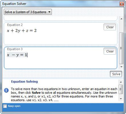 Hai ứng dụng giải toán trực tuyến nhanh chóng