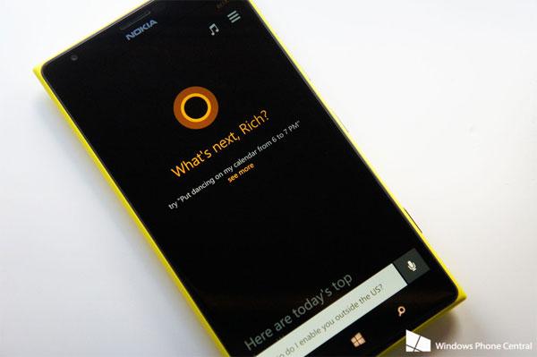 Kích hoạt tính năng Cortana trên Windows Phone 8.1