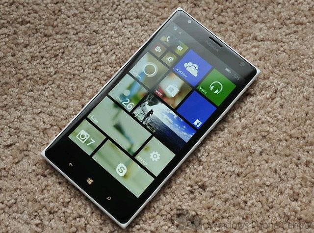 Sao lưu và phục hồi dữ liệu trên Windows Phone 8.1
