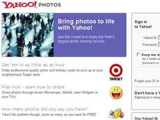 Yahoo Photos sẽ đóng cửa để thúc đẩy Flickr