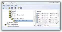 Windows Vista: Thủ thuật thiết lập cài đặt phần cứng