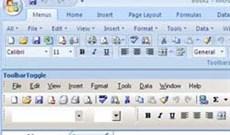 Mẹo nhỏ cầm tay: Tùy chỉnh Menu trong Office 2007