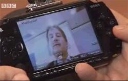 Nói chuyện bằng thiết bị cầm tay của Sony