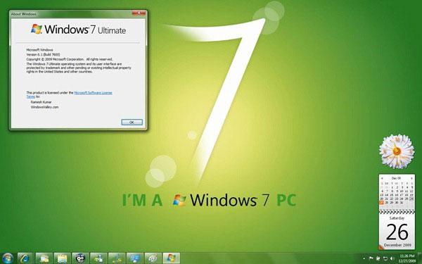 Microsoft mở chiến dịch thúc người dùng chuyển lên Windows 7