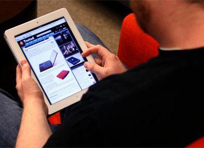 Mẹo hay cho iPad 2