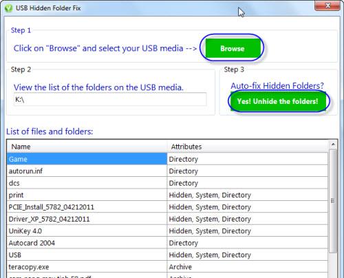 Diệt trừ virus autorun ẩn trong ổ đĩa USB - Quantrimang com