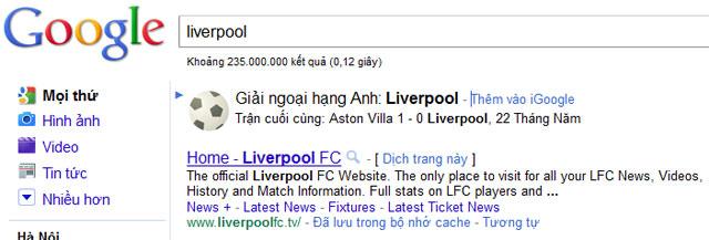 Google không chỉ là máy tìm kiếm. Với một số cú pháp dò đơn giản, bạn  Google-4