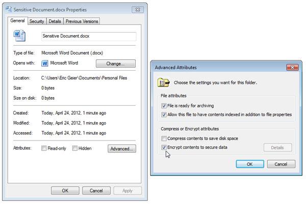 Cách thức mã hóa email