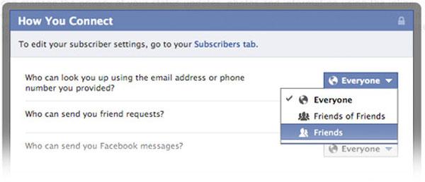 5 thiết lập quyền riêng tư trên Facebook bạn nên biết