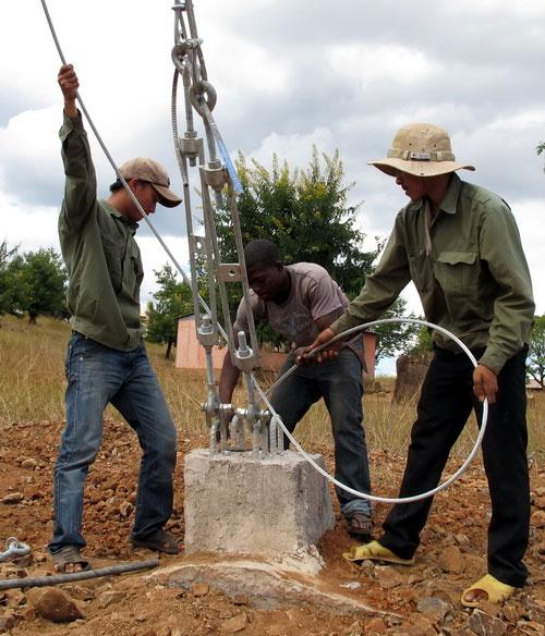 Viettel khai trương mạng viễn thông tại Mozambique