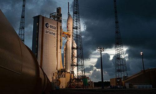VN phóng thành công vệ tinh VINASAT-2 vào quỹ đạo