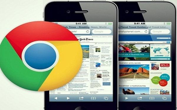 Chrome 19 đồng bộ tab trên mọi thiết bị
