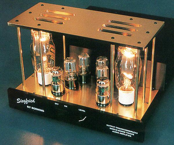 OTL một hướng đi của ampli đèn điện tử