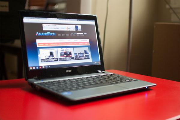 Sự bùng nổ của Chromebook trong năm 2013