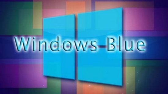 Microsoft chính thức xác nhận Windows Blue ra mắt cuối năm nay