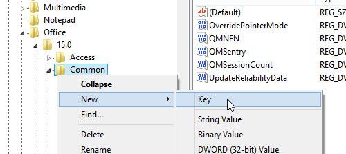 Tắt hiệu ứng nhập văn bản trên Word 2013