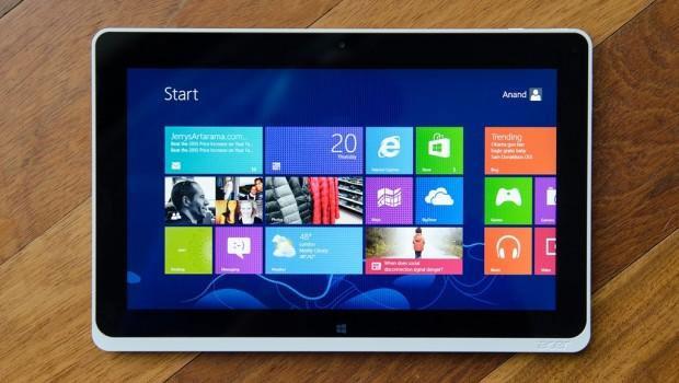 Hướng dẫn cách chọn máy tính bảng Windows 8 có giá rẻ nhất