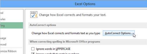 Gán shortcut cho biểu tượng trong Excel 2013
