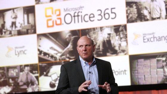 Office 365 bán chạy nhất trong lịch sử Microsoft