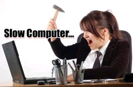 """Dấu hiệu laptop của bạn sắp """"chết"""" và cách xử lí"""