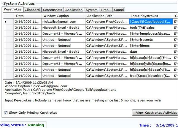 Tìm hiểu về keylogger và cách phòng tránh