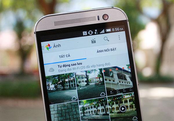 Sử dụng Google+ Photos để quản lý, chỉnh sửa và tạo clip chia sẻ ảnh