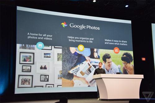 Google Photos: ứng dụng lưu trữ ảnh và video không giới hạn