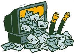 Thư rác kích thích giao dịch chứng khoán