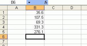 MS Excel - Bài 5: Các công thức và hàm Excel