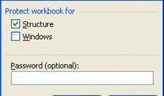 MS Excel - Bài 9: Bảo vệ bảng tính và file Excel