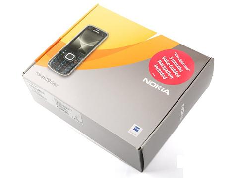 'Đập hộp' Nokia 6220 Classic