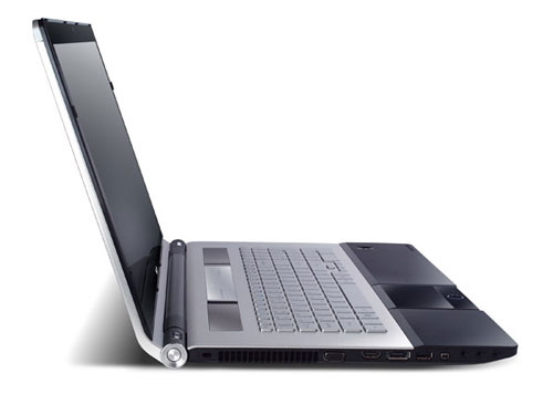 Quái vật chơi game Acer Aspire 8943G sẽ có giá 1.549 USD 1