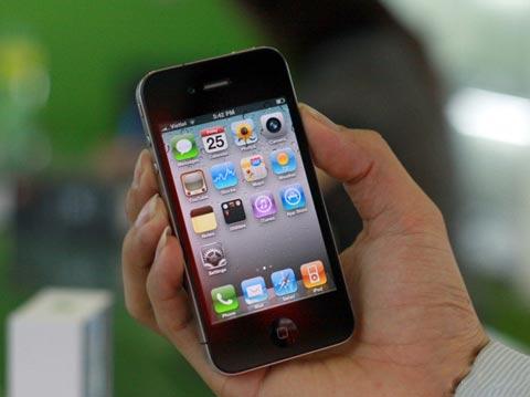 2.000 USD cho iPhone 4 quốc tế tại VN 1
