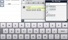 Yahoo Messenger cho iPad đã sẵn có trong bộ lưu trữ Apple Store của iTunes