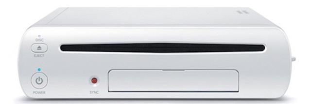 Nintendo trình làng máy chơi game cầm tay Wii U