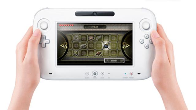 Nintendo trình làng máy game Wii U