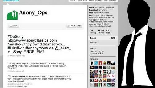 Sau CIA, website chính phủ Malaysia cũng bị hack