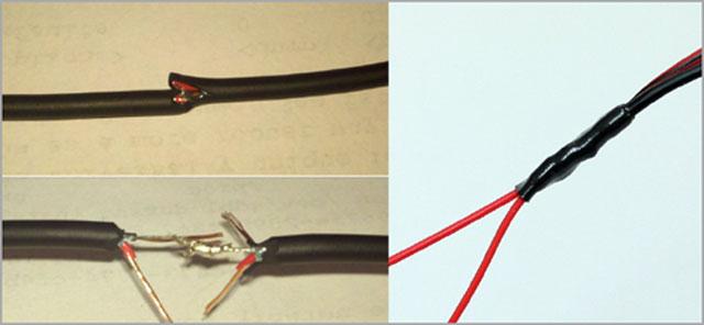 tie-smallKinh nghiệm nối dây headphone bị đứt không làm giảm chất lượng âm thanh