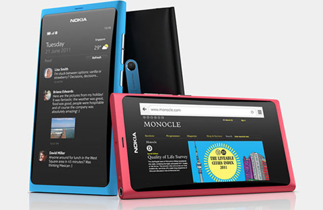 Nokia N9 ra mắt