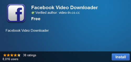 How to download and get embedded code of Facebook video with Facebook Video Downloader
