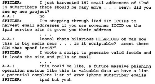 Hồi kết cho hacker chôm 114.000 tài khoản iPad
