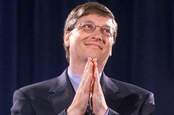 Những cung bậc bất ngờ trong cuộc đời Bill Gates