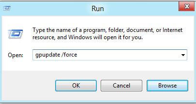 Ngăn chặn người dùng tự ý thay đổi m� n hình đăng nhập Windows 8