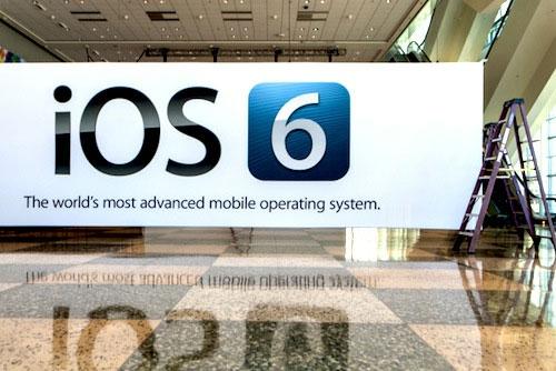 Hệ điều hành iOS 6 tăng tốc lướt web 17% cho iPhone