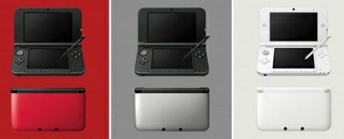 Nintendo phát hành 3DS phiên bản cỡ lớn   itviet.vn