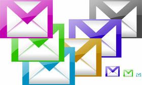 Gmail cho phép đổi hình nền tùy ý