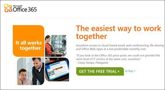 Thêm 4 nước châu Á được cung cấp Office 365