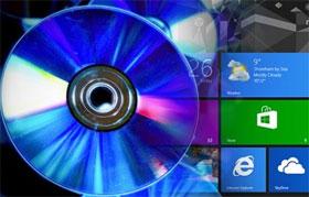 Hướng dẫn ghi CD Audio trong Windows 8