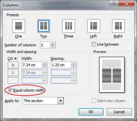 8 mẹo hay xử lý cột trong Microsoft Word
