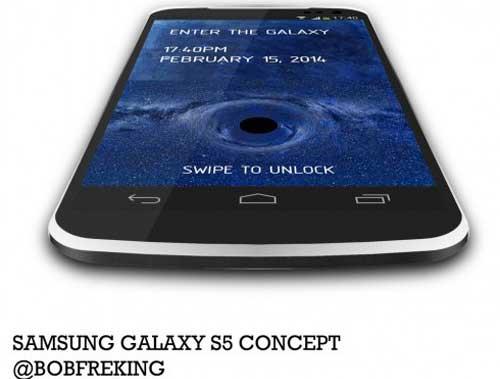 Về cấu hình, Samsung Galaxy S5 sở hữu camera quang học 16MP với khả năng nhạy sáng gấp 10 lần hiện tại.